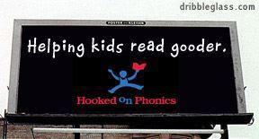 Helping kids read gooder