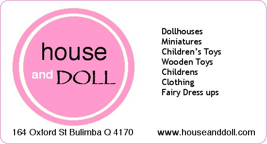 House and Doll