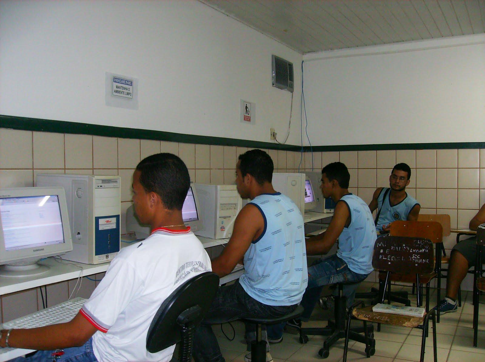 Curso tecnico em informatica online