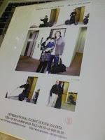 越谷市モダン井戸端会議(忍者パーティー)の写真を先生から頂く。