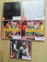 Dragon AshとORANGE RANGEとKREVAをレンタルの巻。