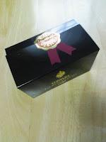 嫁からもらったバレンタインデーチョコレートはデメルのマロンチョコ。