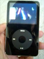 iPod video<br />