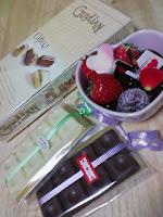 バレンタインデーのチョコの巻。