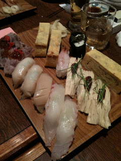 高級寿司食べ放題の新宿アイランドタワー雛鮨