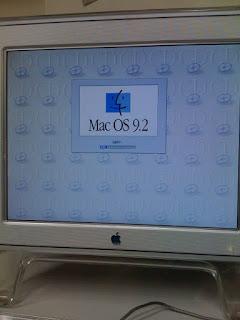 PowerMac G4 Cube 再インストール