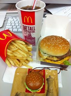 マクドナルドのビッグマック期間限定200円