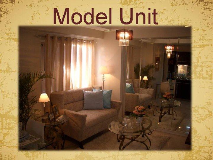 MODEL UNIT3
