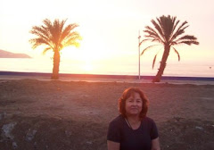 """""""Sunset"""" en Ancón. Año 2009 ... que ya se va."""