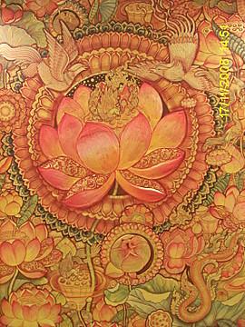 God In Design Lotus Sutra