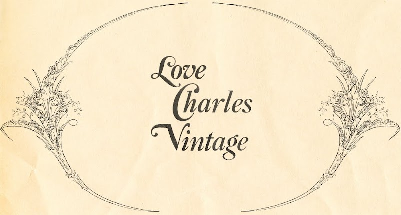 Love Charles Vintage
