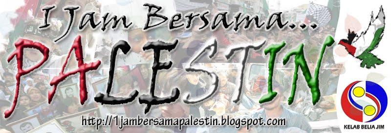 Satu Jam Bersama Palestin...