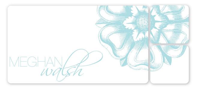 Meghan Walsh     Graphic Designer