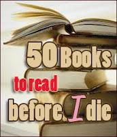 Desafío de lectura: 50 libros a leer