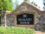 Highland Manor Estate Home Community