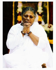 Humble Pranams to Amma