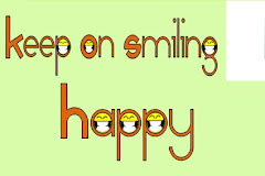 Keep On Smiling Happy