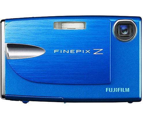 Fujifilm Z20fd Blue10MP Digital Camera + 1GB SD Card & Case Bundle