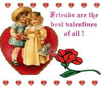 valentine friendship cards