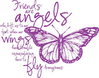 Friends Are Angels In Disguise