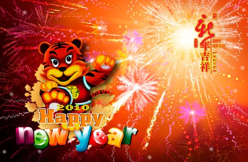 chinese fireworks clipart. Chinese New Year Clipart,