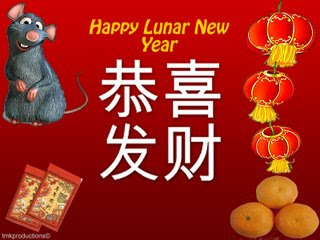 Chinese new year Good Luck Symbols