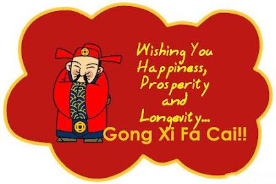 Free Chinese New Year Sayings