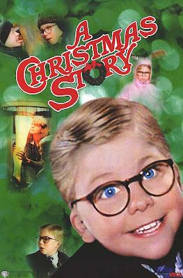 A Christmas Story  - house story, leg lamp story, disney story
