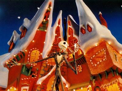 Nightmare before Christmas Wallpaper