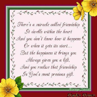 Friendship Poetry eCards