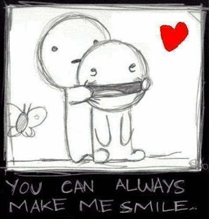 You Make Me Smile Ecard