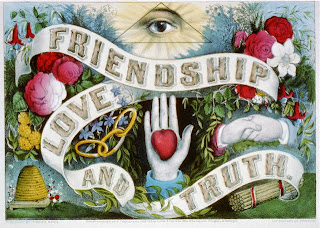 Free Friendship Postcards