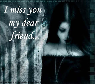 I Miss You My Friend
