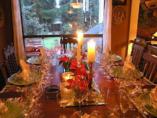 Christmas Dining Table Ideas