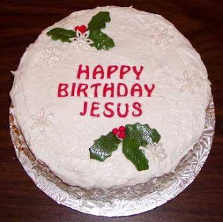 Christmas Birthday Cake Ideas