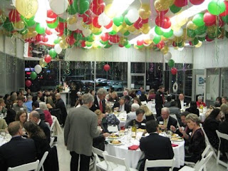 Corporate christmas party decorations - photo#25