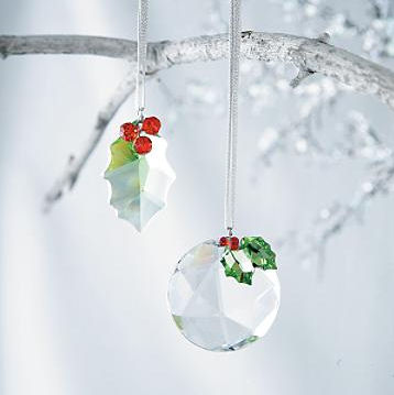 Christmas Ideas: Crystal Christmas Ornaments, Crystal Christmas
