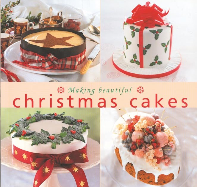 Christmas Cake Decorating Ideas Without Icing : Christmas ideas cake decorating