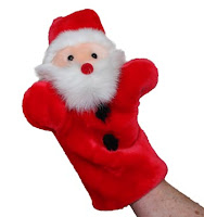 Santa Claus Hand Puppet