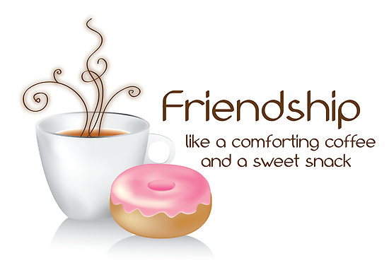 Coffee With Friends Friendship Coffee Cards