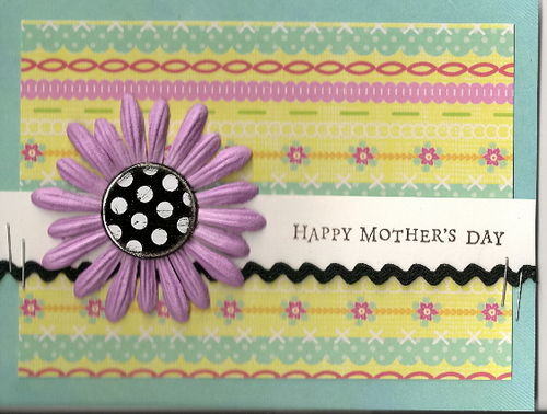 homemade thank you card ideas. homemade mothers day cards for