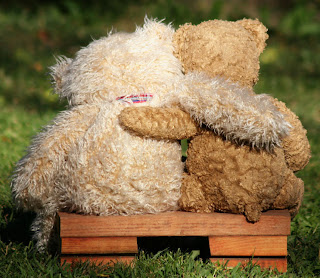 teddy for my friends