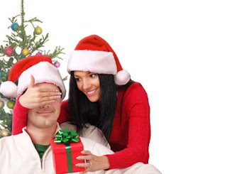 couple gift dating during xmas