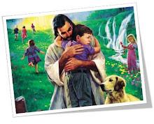 Quero um dia morar no céu com Jesus!!!