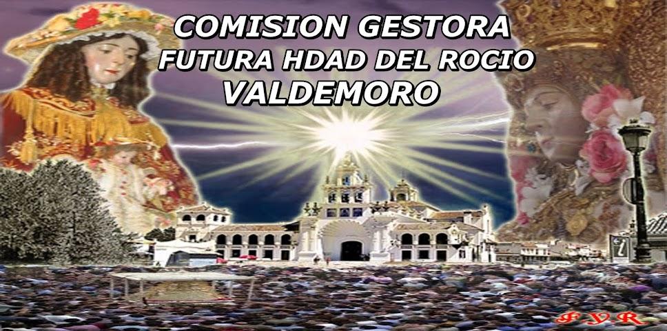 HUMILDE PEREGRINA HDAD DEL ROCIO DE VALDEMORO