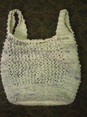 Free Knitting Pattern Grocery Bag Holder : KNIT PATTERN GROCERY BAG 1000 Free Patterns