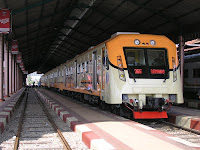 Jadwal baru kereta api Semarang
