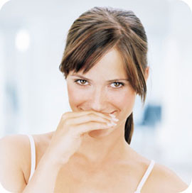 What cause bad breath and how to cure.
