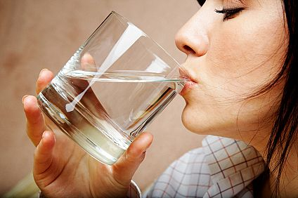 Health tip: Drink Water On Empty Stomach.