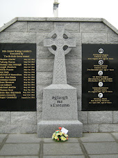 éirígí Pay Tribute to Derrybeg Volunteers